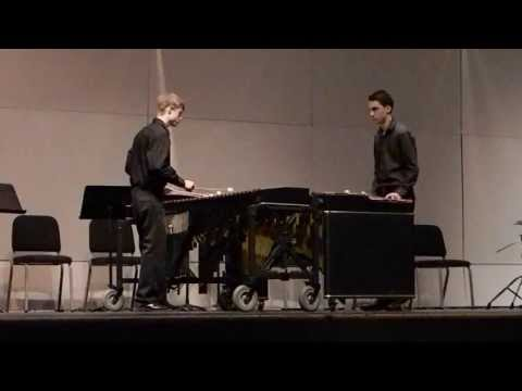 Original Marimba composition by Chris Bouvier