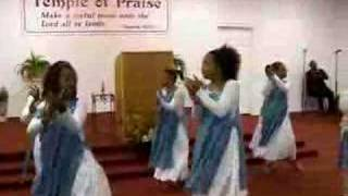 Praise Dance: Everybody Clap Your Hands by Temple of Praise