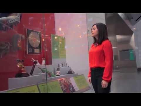 Margaret Salazar-porzio Habla Acerca De La Historia Latina En El Smithsonian video
