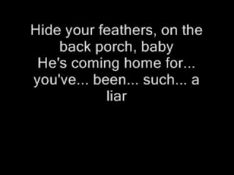 Coheed and Cambria- Feathers Lyrics