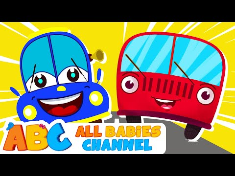 Wheels On The Bus | Nursery Rhymes | More Nursery Rhymes Collection For Children video