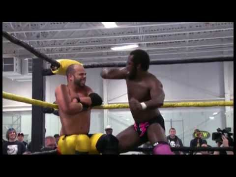 CZW Best of the Best XII [DVD Preview] Rich Swann vs. Alex Colon vs. Shane Strickland (1st Round)