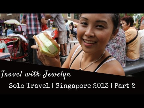 Travel with Jewelyn: Singapore day 2. Eating Indian food for the first time