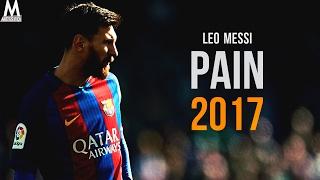 Lionel Messi 2017 ▶ Pain ◀ MAGIC Skills & Goals 2016/17 ¦ HD NEW