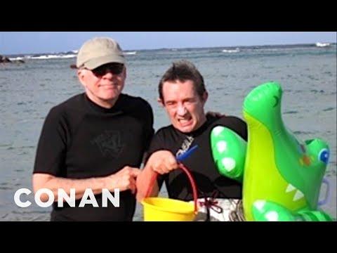 Martin Short On His Steve Martin Tropical Vacation - CONAN on TBS
