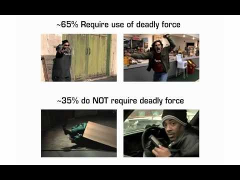 WSU-ABM Deadly Force Study