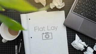Take BETTER Flat Lay Photos For Instagram