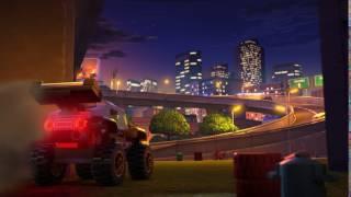 The Brick Boss - LEGO City Police - Mini Movie Trailer