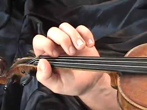 Irish Fiddle Lessons - The Silver Spear - Irish Reel