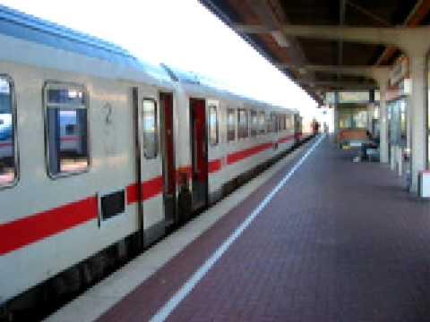 Ansage zur Abfahrt Dortmund Hbf