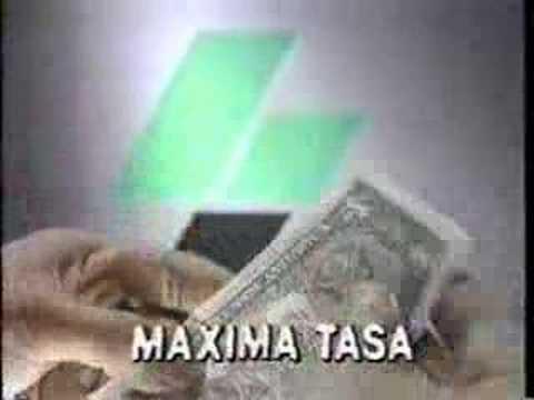 Tanda de Comerciales Perú 1990 (4)  - Frecuencia 2 Satélite