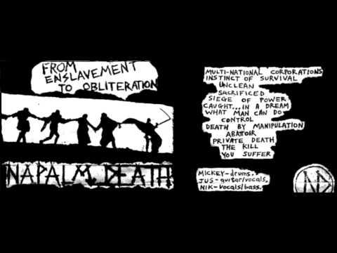 Napalm Death - Unclean