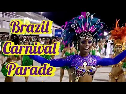 BRAZIL´S BEST SAMBA DANCING: ONE HOUR OF RIO´S TOP MOMENTS AT CARNIVAL PARADES