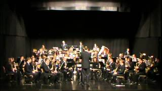 First Suite for Military Band  Gustav Holst. Banda Municipal de Sangüesa
