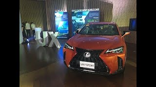 Auto Focus | Special Feature: Lexus 10th Anniversary And UX Launch