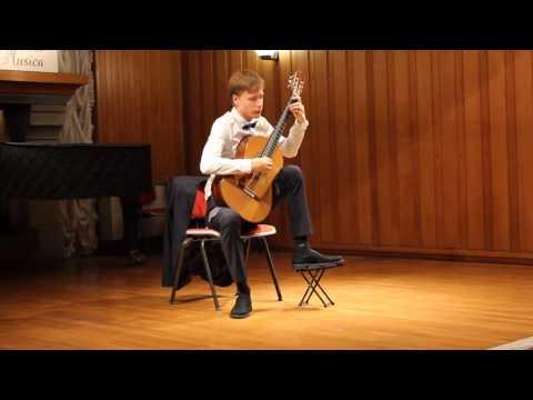 Johann Kaspar Mertz - Fantasie Hongroise Op 65 N 1