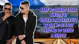 Sammy & Falsetto Ft. Darkiel-Extraño Tus Besos (Lyric Video)