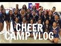 College Cheer Camp Vlog