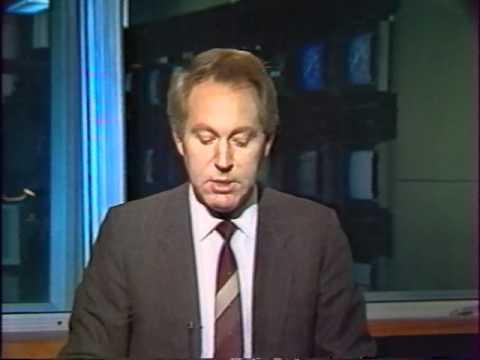 Выпуск новостей на первом канале 21.08.1991г.(ГКЧП)