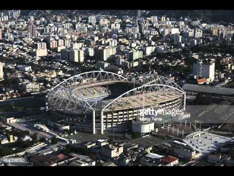 Aerial Views Of Rio 2016 Olympic Preparations