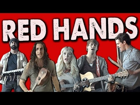 RED HANDS - Walk off the Earth Music Videos