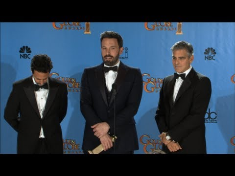 Ben Affleck Jokes About Argo Oscar Snub —