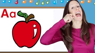 Phonics Song | Alphabet Song | Letter Sounds | Signing for babies | ASL |  Patty Shukla
