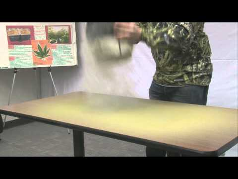 Dry Ice Hash Demo