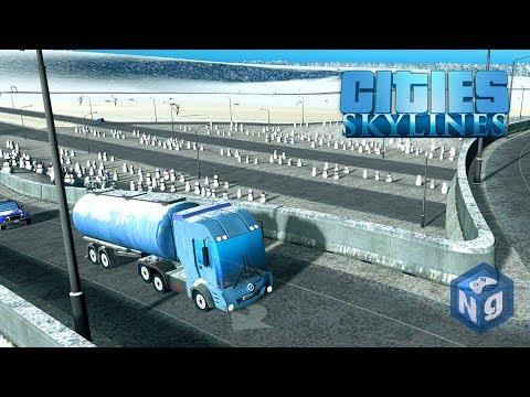 Cities Skylines - Путь к промзоне! #4