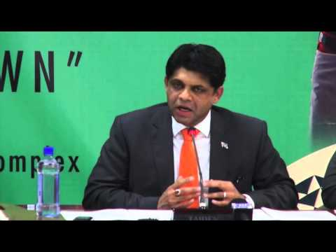 Fijian Attorney General, Aiyaz Sayed-Khaiyum clears the air on $100 million budget allocation
