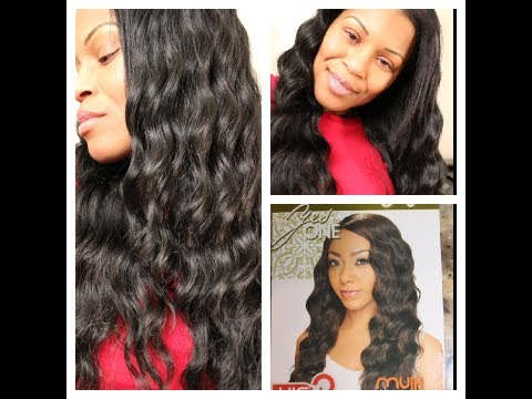 Beauty on a Budget Quick Weave for $19.99! Egyptian Wave by