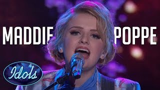 Download Lagu MADDIE POPPE TOP 10 Most Amazing Auditions & Performances On American idol 2018! Gratis STAFABAND