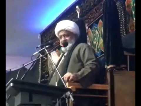 Maulana Afzal Hayderi 4th Muharram Birmingham (UK)