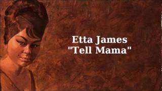 Watch Etta James Tell Mama video