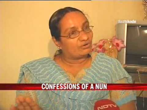 Sister Jesme in Kerala has written a book to reveal the sexual abuse in the ...