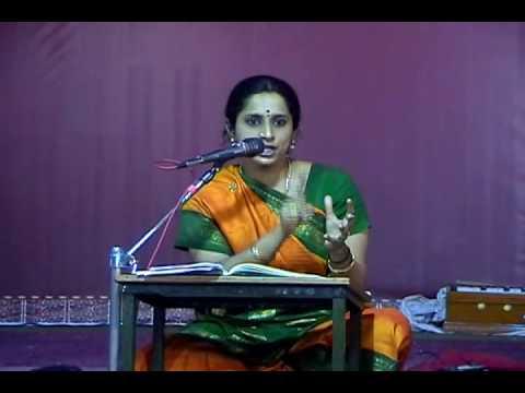 Kumbakonam Radhakalyanam - 2009 -  Visaka Hari Sangeetha Upanyasam - Part - 2 video