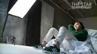 유키스(U-KISS) - '더스타(THE STAR)' 화보 메이킹 필름  2AJ,기섭,수현