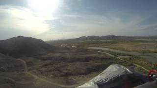 Mittry Lake aerial video 14 April 2015 & 23 April 2015