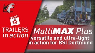FAYMONVILLE MultiMAX Plus - versatile and ultra-light in action for BSI Dortmund