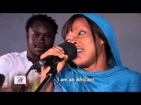 Africa Stop Ebola song contest in Guinea, July 2015