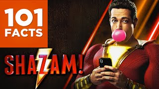 101 Facts About Shazam!