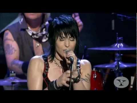 Joan Jett - Do You Wanna Touch Me / Androgynous ( Live )