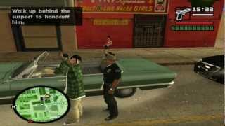 [HD]GTA:SA SAPD:FR v2.5 Just Doing Traffic Stops