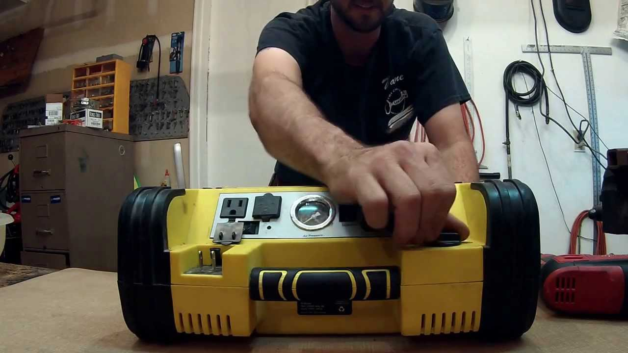 Stanley Professional Power Station Review Youtube
