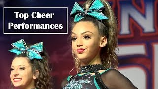 Top Cheerleading Routines 2019