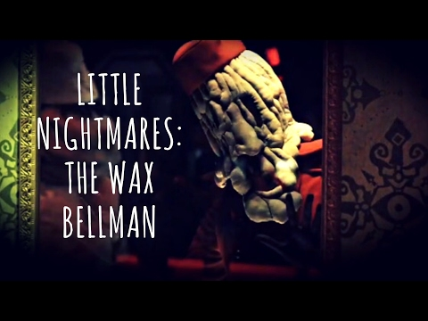 Little Nightmares: Who Is The Wax Bellman (Secret Character)