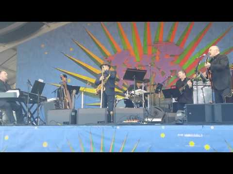 Van Morrison New Orleans Jazz Festival I Believe to My Soul