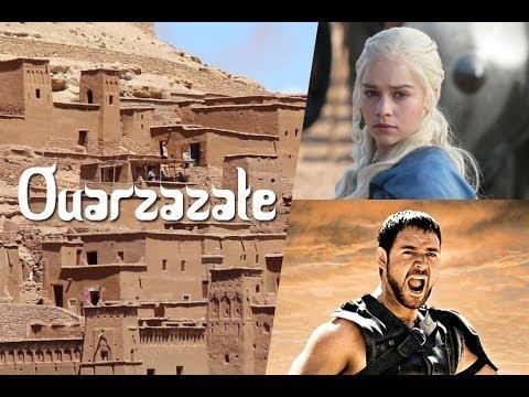 (Marrocos) Ouarzazate, a Cidade do Cinema (Morocco's ... Daario Naharis Ed Skrein