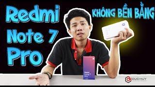 Mẹo phân biệt Redmi Note 7 vs Note 7 Pro, TEST độ bền và cái kết