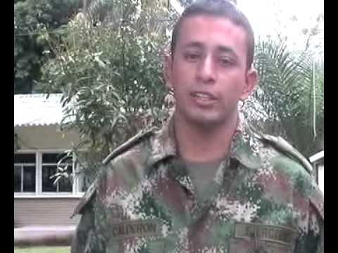 La vida de un soldado profesional